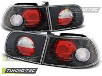 Задние фонари Хонда Цивик 1991 - 1995 HATCHBACK 3D