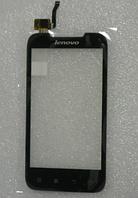 Оригинальный тачскрин / сенсор (сенсорное стекло) для Lenovo A700 (черный цвет)