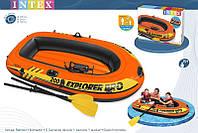 Надувная двухместная лодка Intex 58357 EXPLORER PRO 200
