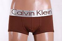 Трусы мужские Calvin Klein, коричневые