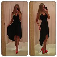 """Шикарное платье """"Хвост"""", 3 цвета (р-р универсальный), фото 1"""