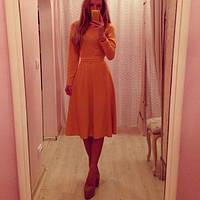 """Яркое молодежное платье """"Студентка"""", 2 цвета"""