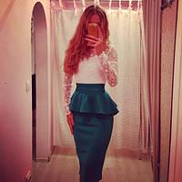 """Яркое платье """"Александра"""", 3 цвета"""
