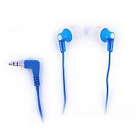 Наушники вакуумные Panasonic RP-HJE118GU-A Blue (RP-HJE118GU-A)