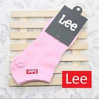 Носки Lee низкие, светло розовые, фото 1