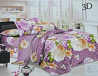"""Комплект постельного белья """"Лиша"""" 5D двушка"""