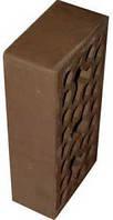 Кирпич облицовочный, коричневый клинкерный СБК Кч1/Кч2