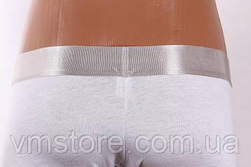 Трусы мужские копия Calvin Klein, белые, фото 2