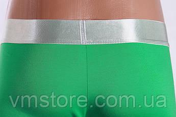 Трусы мужские копия Calvin Klein, зеленые, фото 2