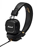 Наушники накладные с микрофоном Marshall Major II Black -4090985