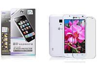 Защитная пленка Samsung T110/T111/T113 Galaxy Tab 3 Lite матовая Nillkin