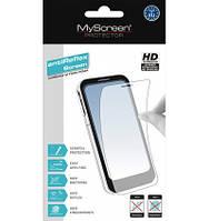 Защитная пленка Fly IQ4502 Quad Crystal antiBacterial прозрачная MyScreen (SPMSFIQ4502QCAB)