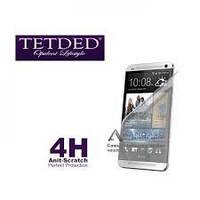 Захисна плівка HTC One M8 прозора Tetded (2шт)