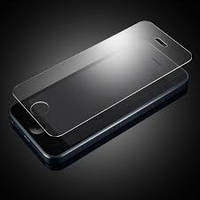 Защитное Стекло Apple iPhone 5/5S front and back прозрачное Mobiking (на экран)