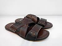 Шлепанцы Etor 578-3715-013 44 коричневые, фото 1