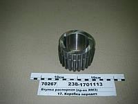Втулка распорная шестерни 1,2-й пер. вала вторичного КПП ЯМЗ 238 (пр-во ЯМЗ)