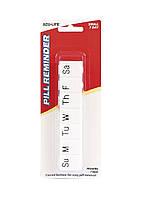 Контейнер для таблеток на неделю: Health Enterprises 7 Day Pillbox , Small