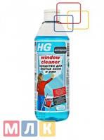 HG Средство для чистки окон и рам, концентрат, 0,5 л