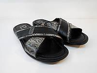 Шльопанці Etor 573-3715-633 41 біло-чорні, фото 1