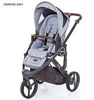 Детская прогулочная коляска ABC Design Cobra Plus 2016 Graphite grey