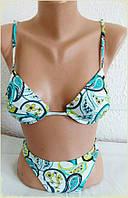 Женский раздельный купальник Loua 36-42 р