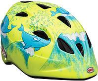 Велошлем детский Bell Tater, ярко-жёлтый Whale, Uni (47-53) (GT)