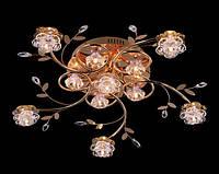 Роскошная люстра на 11 ламп, фото 1