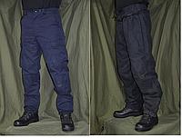 Огнеупорные брюки Police Nomex/Kermel (Великобритания, оригинал).