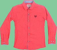 Рубашка для мальчика (116-134)(Турция)