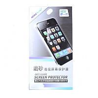 Защитная пленка Samsung I9500 Galaxy S4/ Qumo Quest 503 матовая на 2 стороны Nillkin -4378