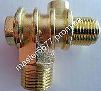 Обратный клапан компрессора 20*20 внутренняя резьба