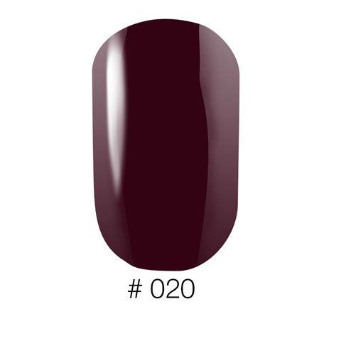 Лак для ногтей Naomi Classic 020