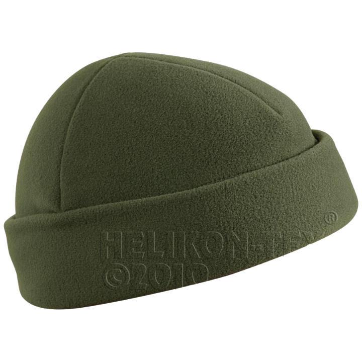 Шапка флисовая Helikon - Olive