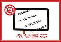 Тачскрин EvroMedia PlayPad 3G DUO XL Черный