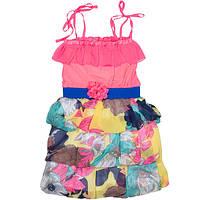 Модный летний сарафан для девочки-подростка