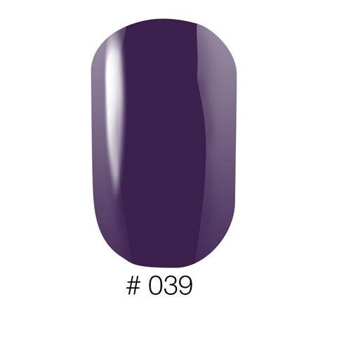 Лак для ногтей Naomi Classic 039