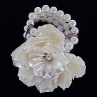 Браслет свадебный Цветок