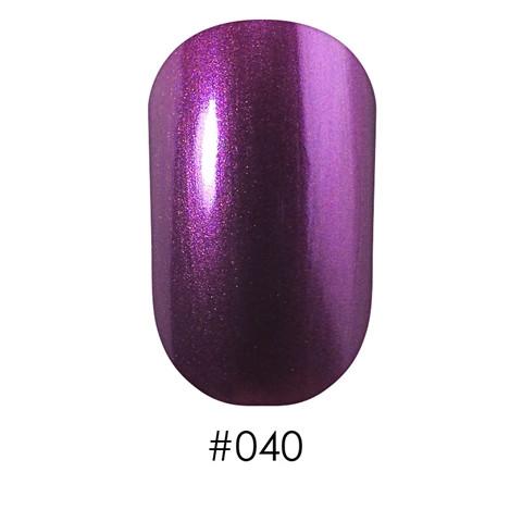 Лак для ногтей Naomi Classic 040