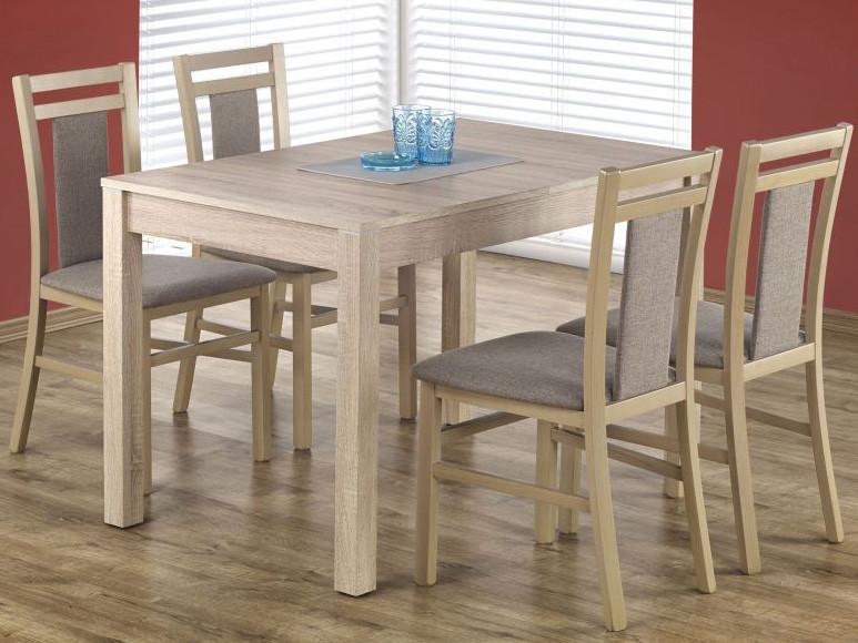 Стол обеденный деревянный MAURYCY дуб сонома Halmar