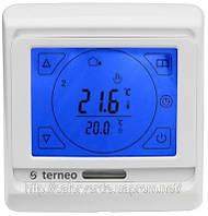 Терморегулятор сенсорный недельный программируемый для инфракрасных обогревателей (Terneo.sen)