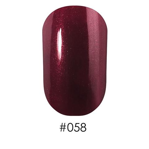 Лак для ногтей Naomi Classic 058