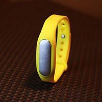 Фитнес-браслет Xiaomi Mi Band ORIGINAL Yellow (2810425)