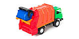 Детский грузовик Мусоровоз Х2. Orion 273, фото 5