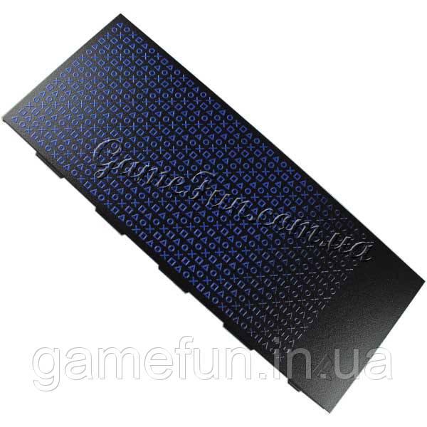 Лицевая панель крышка отсека HDD Playstation 4 (PS4) Limited edition (матовая) (Foxconn)