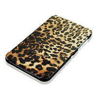Чехол-Книжка Asus FonePad FE170CG / FE7010/ ME170C / ME70C TTX коричневый (леопард)