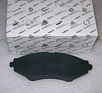 Передние тормозные колодки Lanos1.6 MCH, фото 1