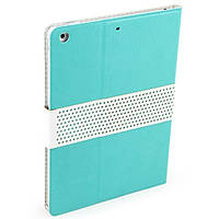 Чехол-Книжка Apple iPad Air Rock Excel Series бирюзовый (iPad Air-58143)