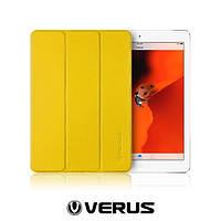 Чехол-Книжка Apple iPad Air/ Air 2 Verus Premium K желтый (ETVSiPDAr16)
