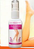 Anti Grow Nano - крем для депиляции. Хотите иметь гладкие ножки длительный период быстро, легко и эффективно