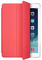 Чехол-Обложка Apple iPad mini полиуретан Smart Cover Polyurethane (Оригинал MF061) розовый (MF061)